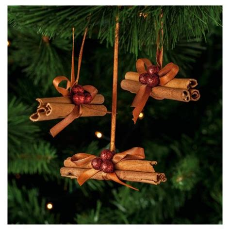 Cinnamon Sticks For Decoration by Buy Tesco Cinnamon Sticks Hanging Decoration 4 Pack From