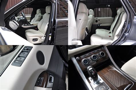 land rover hse interior 2015 range rover sport hse review a memorable ride