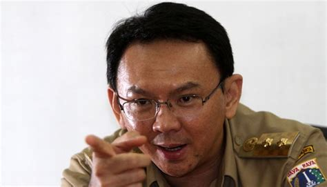 ahok is ahok comments on jokowi s candidacy for vice president
