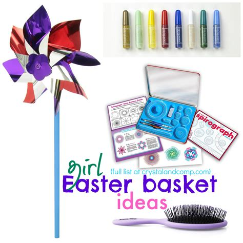 images ideas girl easter basket ideas