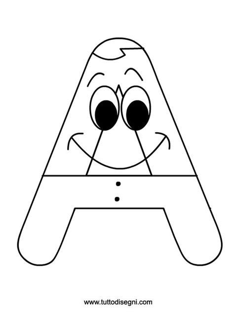 lettere dell alfabeto da colorare lettere dell alfabeto da stare con disegni alfabetiere