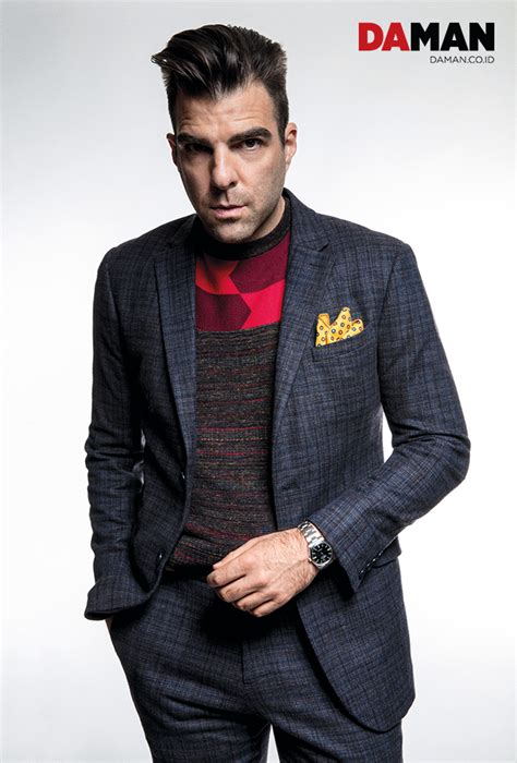 actor zachary quinto actor zachary quinto stars on daman june july 2018 issue