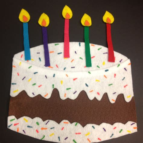 craft cake cupcake and birthday cake craft idea for crafts and