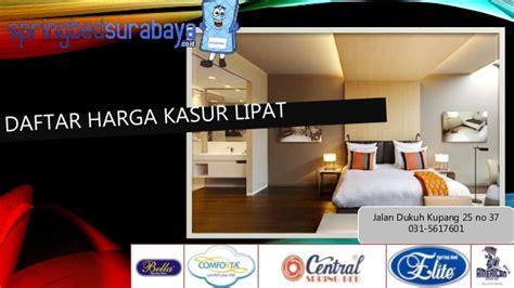 Kasur Lipat Surabaya daftar harga kasur lipat