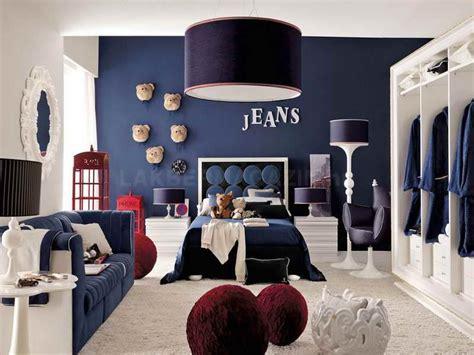 Denim Bedroom Decor by White Blue Denim Themed Boys Bedroom Ideas Bedroom