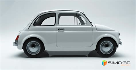 tutorial sketchup car how to model a fiat car 500 with sketchup sketchup world