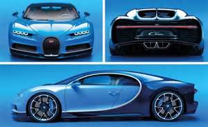 How Much Is A Bugatti In Rands 2017 Bugatti Chiron Official Photos And Info News Car