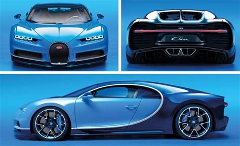 How Much Is The New Bugatti 2016 by 2017 Bugatti Chiron Official Photos And Info News Car