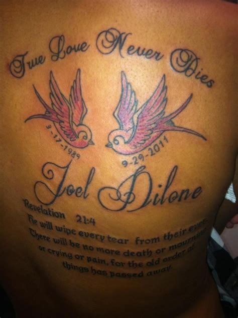 true love never dies tattoo designs 25 cool bible verse tattoos creativefan