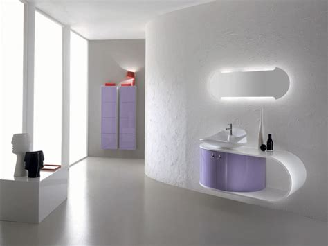picture of modern bathroom furniture set piaf by foster