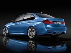 Bmw M3 Sedan 2015 Bmw M3 Sedan Photo Gallery Autoblog