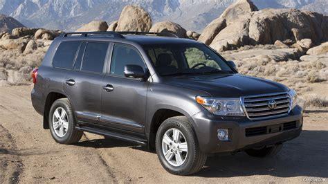 Toyota Land Cruiser 2013 2013 Toyota Land Cruiser Road Image 217