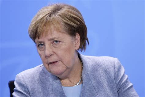 angela merkel a distracted angela merkel is bad news for the world time