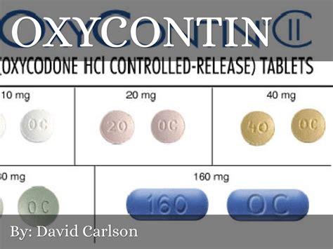 Obat Oxycodone oxycontin mg sizes oxycontin faq that s poppycock