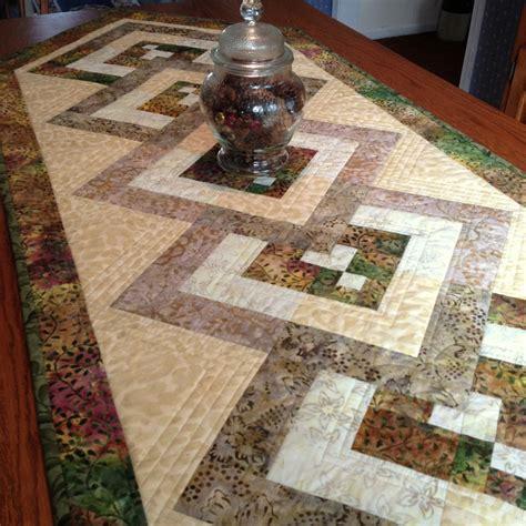 batik placemat pattern quilted table runner batik table runner