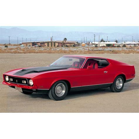 Grrenlight Ford Mustang 1971 ford mustang mach 1 diecast