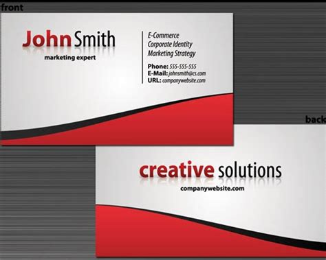 make business cards all amazing designs professional business card design