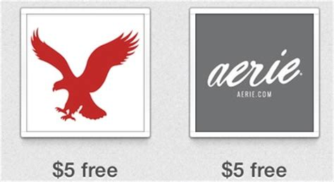 American Eagle Gift Card Walgreens - wrapp free 5 american eagle gift card free 5 aerie gift card who said nothing