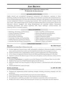 Real Estate Consultant Sle Resume by Resume Sles Real Estate Consultant Resume