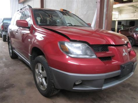 2003 mitsubishi outlander used parts used mitsubishi outlander parts tom s foreign auto parts