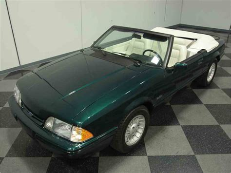mustang 7 up edition for sale 28 images 1990 ford