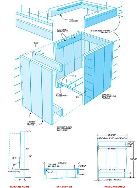 Plans For Planters by Popular Images Bench With Planters