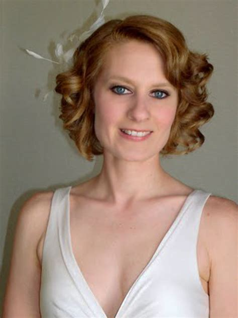 Older Brides Hairstyles | 25 best wedding hairstyles for short hair 2012 2013