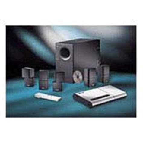 bose lifestyle 12 series ii home theater speaker systems