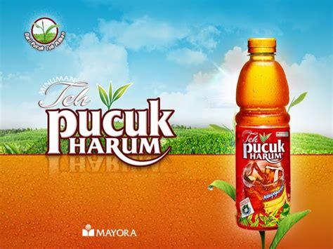 Jual Teh Pucuk Harum iklan on topsy one