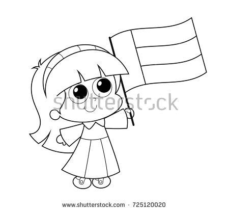 coloring pages for uae national day united arab emirates uae national day stock vector