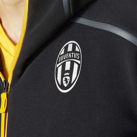 Jaket Hoodie Zne Juventus 16 17 juventus 16 17 chions league anthem jacket released