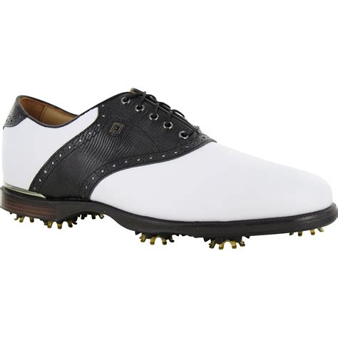 black golf shoes footjoy icon black golf shoes at globalgolf