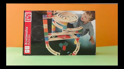 Which Hape Marble Run Quadrilla - hape toys xcellerator quadrilla marble run review