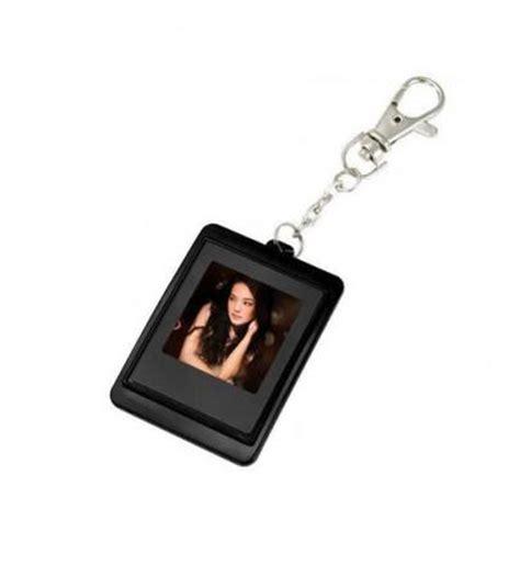portachiavi cornice digitale elettronica e non cornice digitale nera portachiavi 1