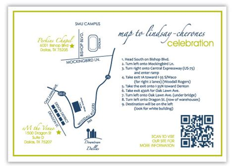 Wedding Invitation Qr Code by Stationery Archives Precious Nuptials Destinations