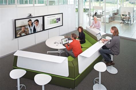 bring collaboration into your office with connected furniture settings office snapshots