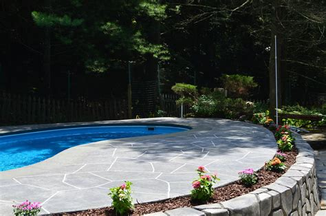 landscaping around a pool swimming pool landscaping what plants to avoid