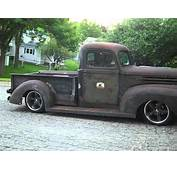1946 Ford Pickup Layed Out  YouTube