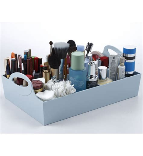 vanity organizer in cosmetic organizers