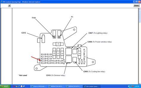 honda accord brake light 1990 honda accord tail light wiring diagram efcaviation com