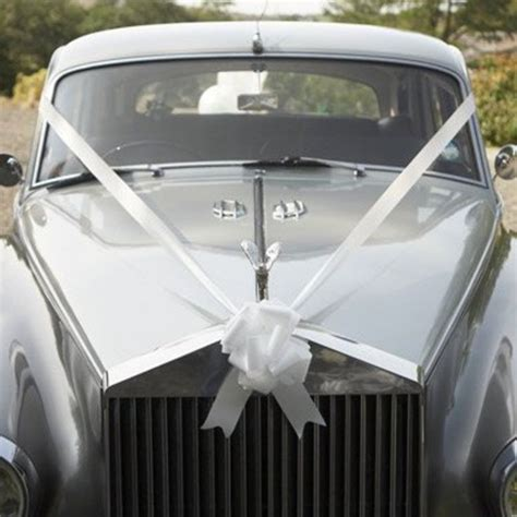 Wedding Car Ribbon by 17 Best Images About Wonderful Weddings Car Ribbon On