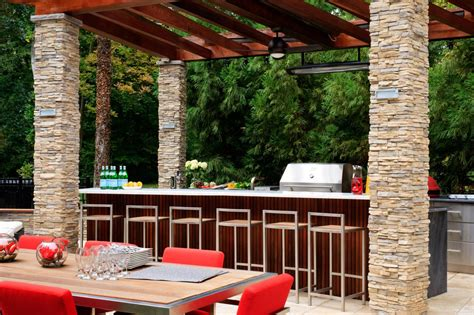 ideas    grilling space ready  outdoor