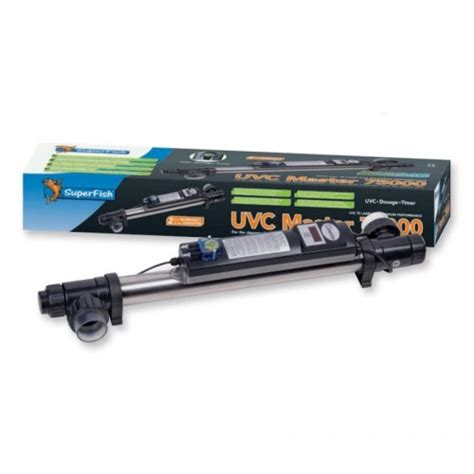 uv l 75w superfish tech master 75w superfish 06010210 uv de plus de