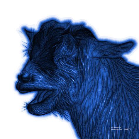 Blue Goat blue laughing goat 0312 fs digital by ahn
