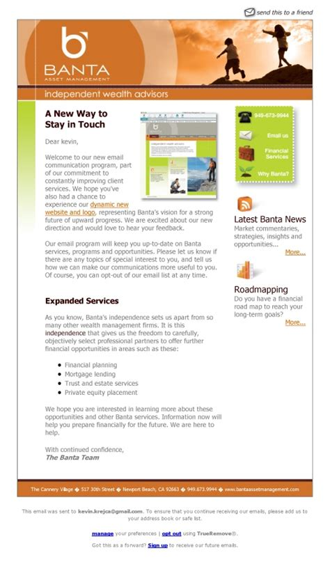 html email layout tips 47 best email newsletter inspiration images on pinterest
