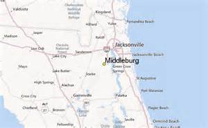 map of middleburg florida middleburg weather station record historical weather for