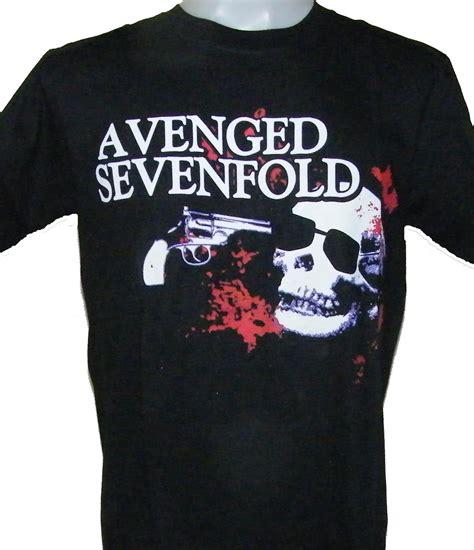 avenged sevenfold t shirt size l roxxbkk