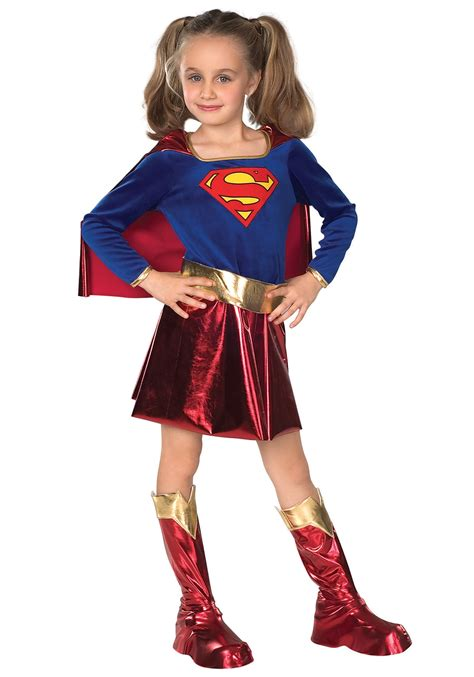 diy costumes for toddlers supergirl costume