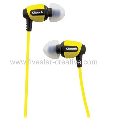klipsch image s4i rugged in ear headphones klipsch image s4i rugged yellow in ear earbud headphones from china manufacturer hk rui qi
