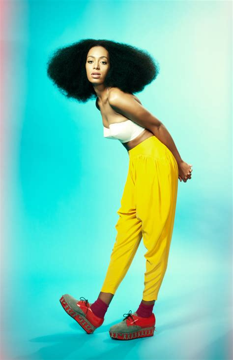Solange Knowles 5 Of Our Favourite Looks Styleicons